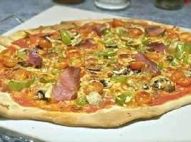 que hacer cuando la masa de pizza se rompe