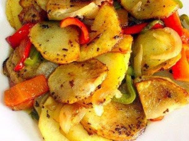 Patatas A Lo Pobre Recetas De Cocina En Kukers